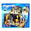 Playmobil-Knights-Cofre-Caballeros-del-Tesoro