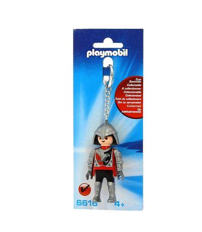 Playmobil-Llavero-Caballero