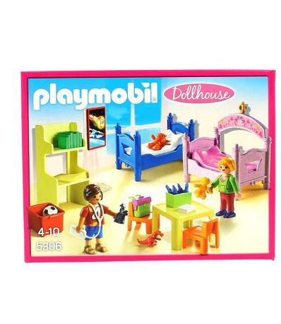 Playmobil-Dollhouse-Habitacion-de-los-Niños