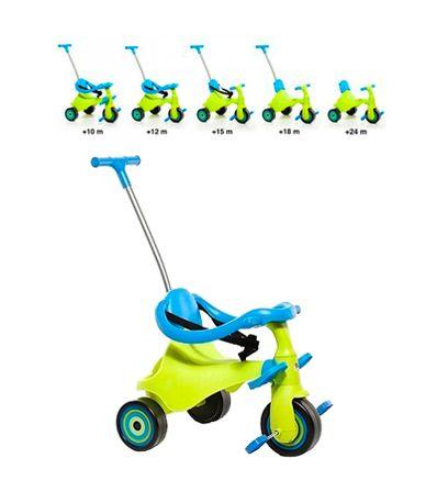 Triciclo-Urban-Trike-II-Verde
