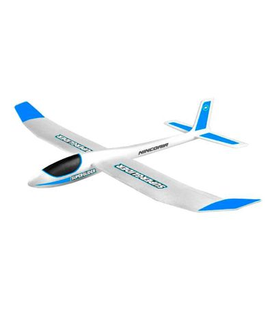 Maquete-Aviao-Superglider