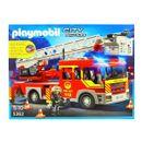 Playmobil-City-Action-Camion-de-Bomberos-con-Escalera
