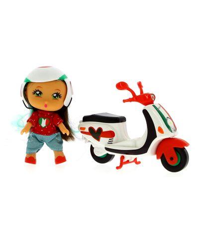 Barriguitas-Scooties-Moto-Branca