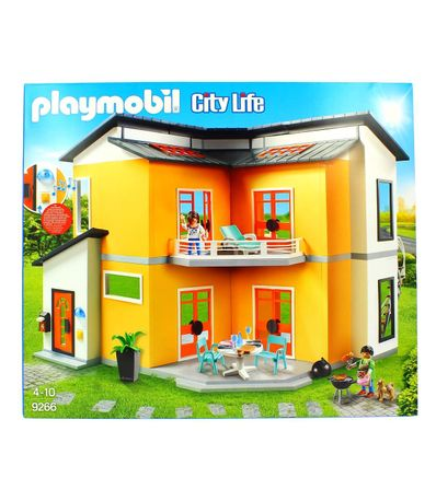 Playmobil-City-Life-Casa-Moderna