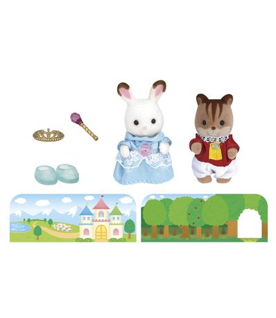 Sylvanian-conjunto-de-jogos-Nursery