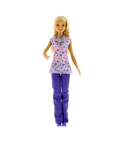 Barbie-Enfermera
