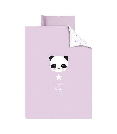 Capa-Edredao---fronha-almofada-60-70-Panda-Rosa