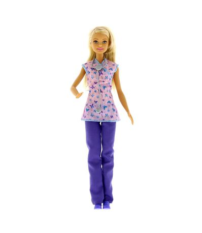 enfermeira-Barbie