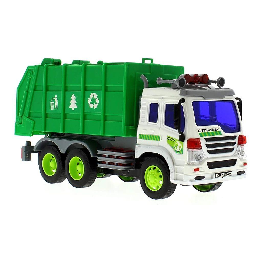 Con Y Camión Sonidos Reciclaje Luz De n8wONmv0
