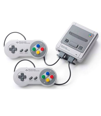 Consola-Super-Nintendo-Classic-Mini-Edition--Snes-Mini-