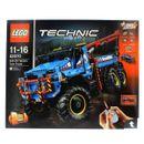 Lego-Technic-Camion-Grua-Todoterremo-6-x-6