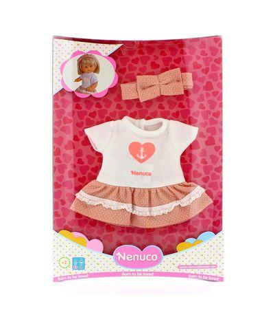 Nenuco-Ropita-Casual-Vestido-Rosa