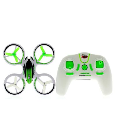 Drone-Neon-Racing