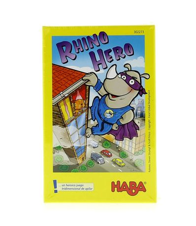 Juego-Rhino-Hero