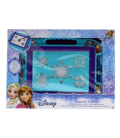 Frozen-Quadro-Magnetico