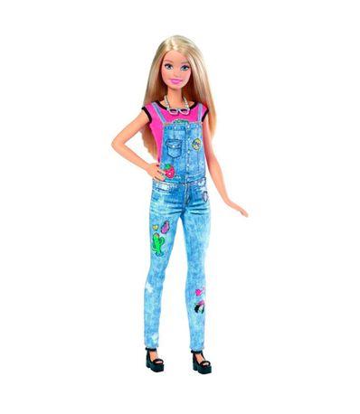 Barbie-DIY-Emoji-Style-Rosa