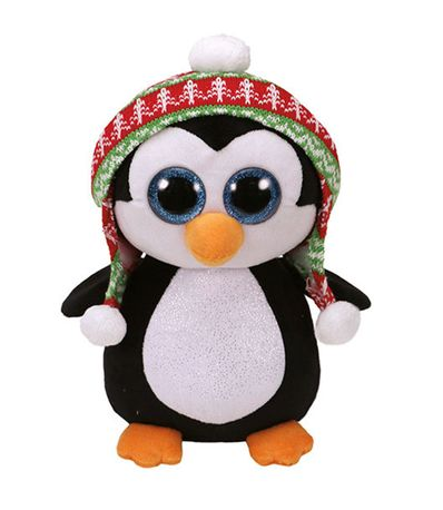 Boo-pinguim-do-Natal-beani-XL