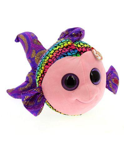 Beanie-Boo-s-Pez-Multicolor-de-Peluche-XL