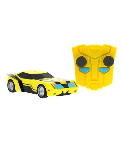 Transformers-Bumblebee-RC-Car