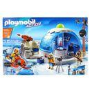 Playmobil-Action-Cuartel-General-de-los-Exploradores-Polares