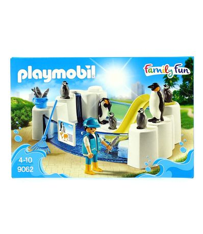 Playmobil-Family-Fun-Piscina-de-Pinguinos