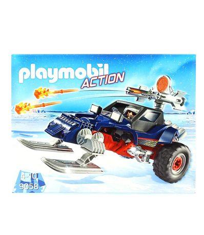 Playmobil-Action-Racer-com-Pirata-do-Gelo