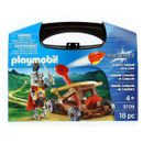 Playmobil-Knights-Maletin-Catapulta-de-Caballero