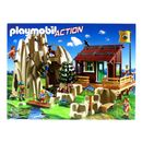 Playmobil-Action-Escaladores-con-Refugio