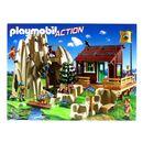 Playmobil-Action-Escaladores-con-Refugio