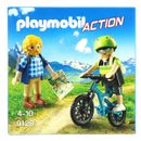 Playmobil-Action-Ciclista-y-Excursionista