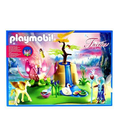 Playmobil-Fairies-Lago-de-las-Hadas
