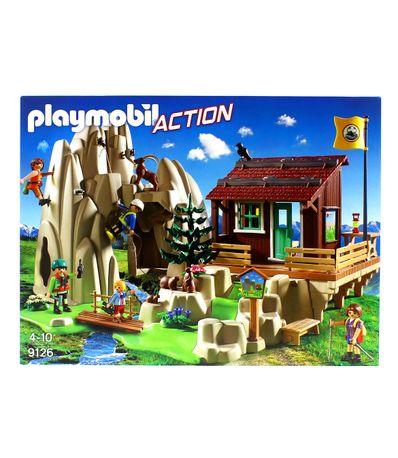 Playmobil-Action-Escaladores-com-Refugio