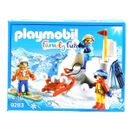 Playmobil-Family-Fun-Lucha-de-Bolas-de-Nieve