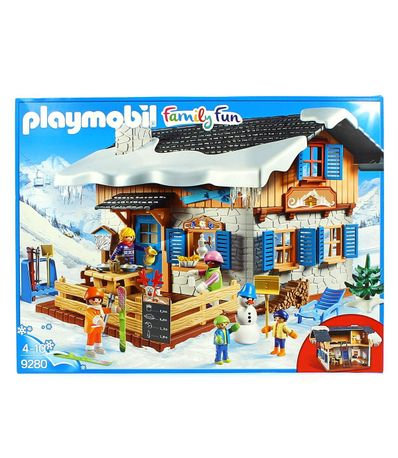 Playmobil-Family-Fun-Cabana-de-Esqui