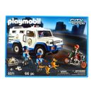 Playmobil-City-Action-Vehiculo-Blindado