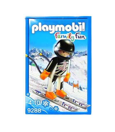 Playmobil-Family-Fun-Esquiador-Professional