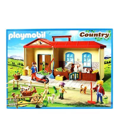 Playmobil-Country-Granja-Maletin