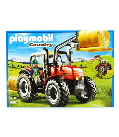 Playmobil-Country-Trator