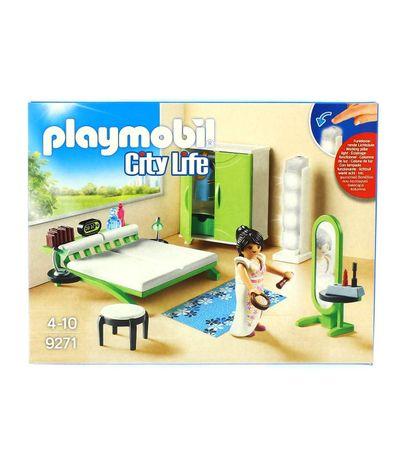 Playmobil-City-Life-Quarto-de-Dormir