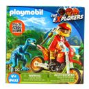 Playmobil-The-Explorers-Moto-con-Velociraptor