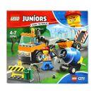 Lego-Juniors-Camion-de-Obras-en-Carretera