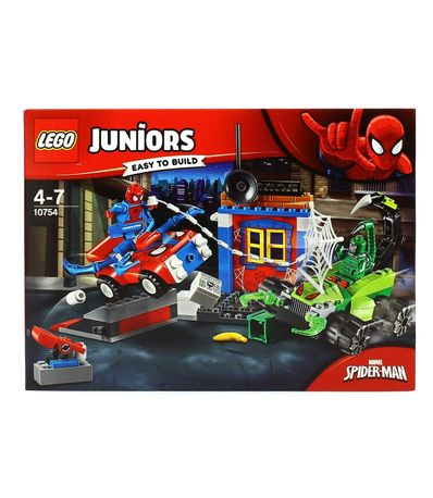Lego-Juniors-Spider-Man-VS-Escorpion--Batalla-Callejera