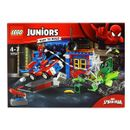 Lego-Juniors-VS-Scorpion-Spider-Man--Battle-Callejera