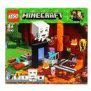 Lego-Minecraft-El-Portal-al-Infierno