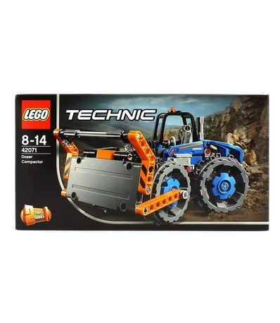 Lego-Technic-Buldocer-Compactador