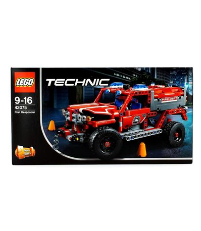 Lego-Technic-Equipo-Primera-Respuesta
