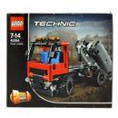Lego-Technic-Camion-Portacontenedores
