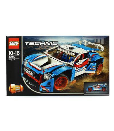 Lego-Technic-Rally-Car