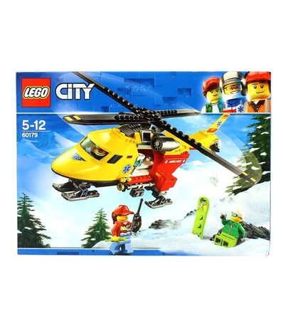 Lego-City-Helicoptero-Ambulancia