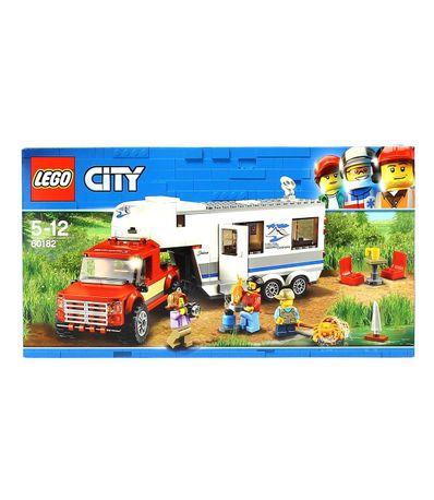Lego-City-Camioneta-y-Caravana